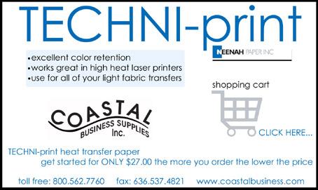 techni print heat transfer paper